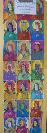 Bilder heilige Barbara Foyer-1